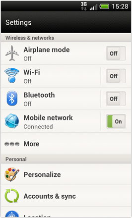 ICESense V [Beta 2.0] - Settings - page 1