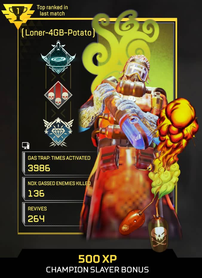 Apex Legends - Grant's character