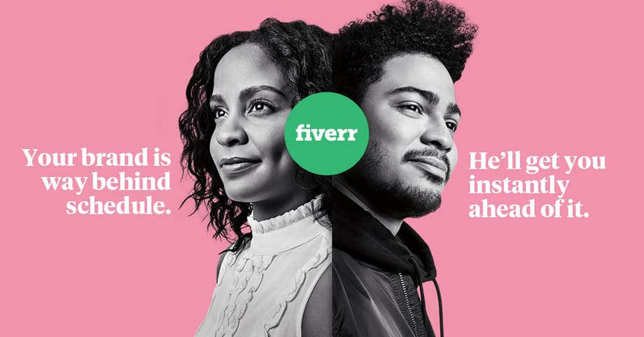 Fiverr - the place to get things done