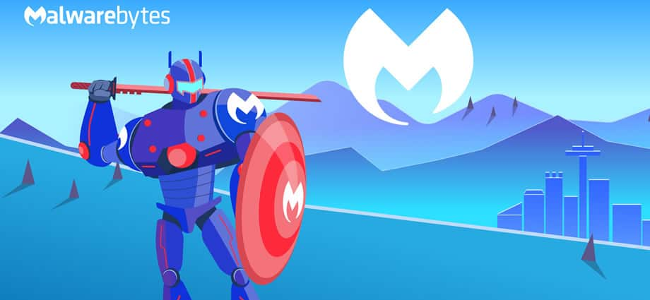 Malwarebytes 4.0 wallpaper