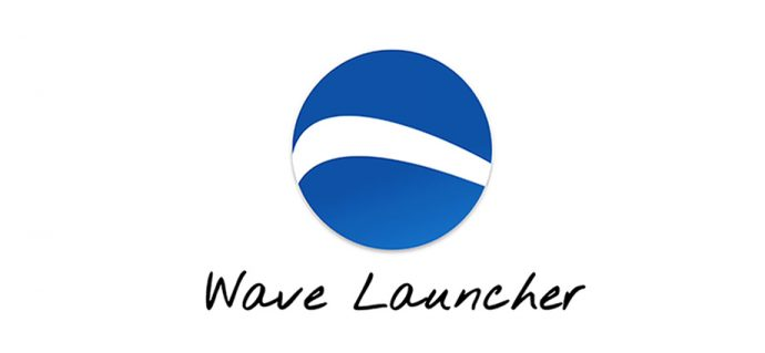 Wave Launcher - Android launcher