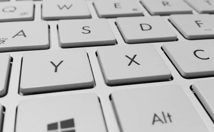 Windows keys and keyboard