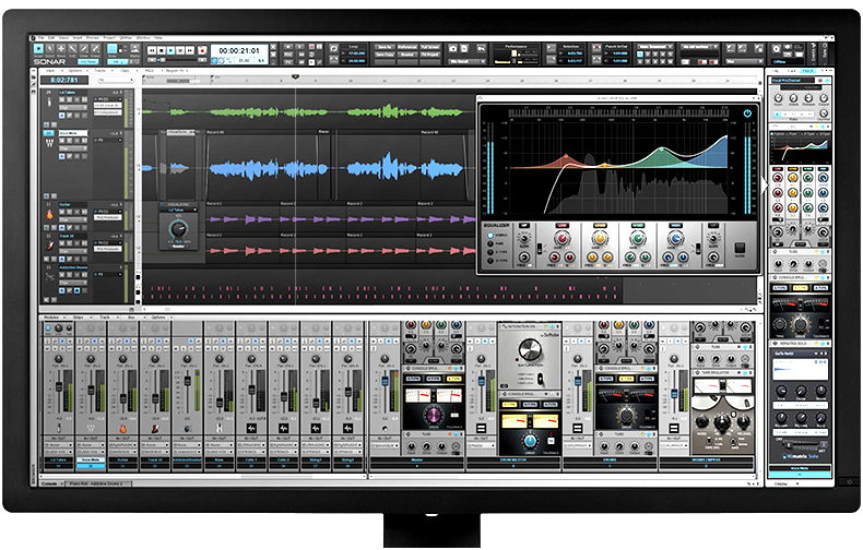 Free Digital Audio Workstation (DAW) - Cakewalk by BandLab
