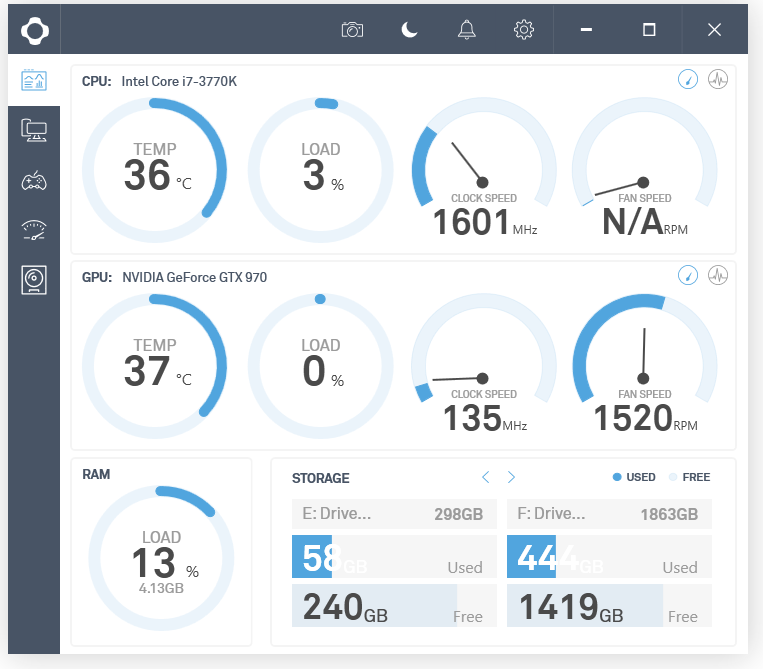 CAM by NZXT - Tools for Windows 10